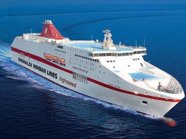 Ihr Schweizer Fährenspezialist für Griechenland - Alinavi