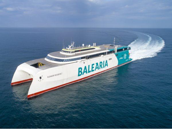 Fähren nach Ibiza mit GNV und Balearien
